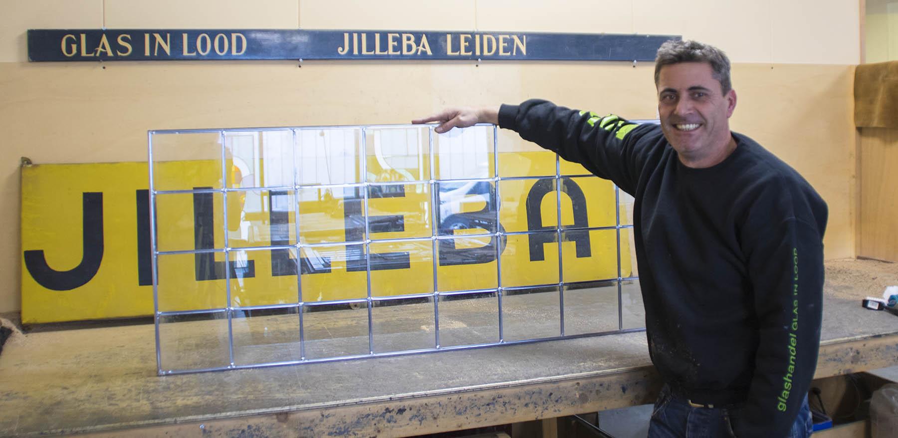 Jilleba Glasspecialist